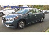 Hyundai Sonata Hybrid Data, Info and Specs