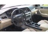 Hyundai Sonata Hybrid Interiors