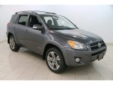 2011 Magnetic Gray Metallic Toyota RAV4 Sport 4WD #107952294