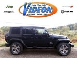 2016 Black Jeep Wrangler Unlimited Sahara 4x4 #107952441
