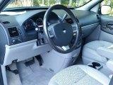 Chevrolet Uplander Interiors