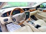 2005 Jaguar XJ XJ8 L Champagne Interior