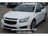 2016 Summit White Chevrolet Cruze Limited LS #107952246