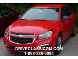 2016 Red Hot Chevrolet Cruze Limited LS #107952244