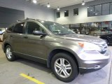 2010 Urban Titanium Metallic Honda CR-V EX AWD #107952417