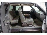 2004 Chevrolet Silverado 1500 LS Extended Cab Medium Gray Interior
