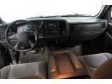 2004 Chevrolet Silverado 1500 LS Extended Cab Dashboard