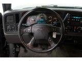 2004 Chevrolet Silverado 1500 LS Extended Cab Steering Wheel