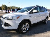2016 Ford Escape Oxford White