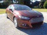 2016 Bronze Fire Metallic Ford Fusion SE #107952194