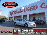 2015 Celestial Silver Metallic Toyota Camry LE #107951438
