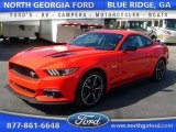 2016 Competition Orange Ford Mustang GT/CS California Special Coupe #107951046