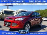 2016 Sunset Metallic Ford Escape S #107951045