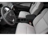 2015 Honda CR-V EX Gray Interior