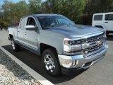2016 Chevrolet Silverado 1500 Slate Grey Metallic