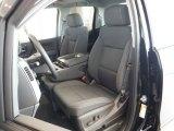 2016 Chevrolet Silverado 1500 LT Z71 Double Cab 4x4 Front Seat