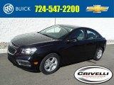 2016 Black Granite Metallic Chevrolet Cruze Limited LT #108048026