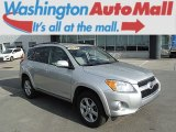 2011 Classic Silver Metallic Toyota RAV4 Limited 4WD #108047806