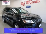 2016 Shadow Black Ford Explorer FWD #108047743