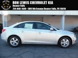 2016 Silver Ice Metallic Chevrolet Cruze Limited LT #108047796