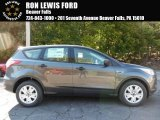 2016 Magnetic Metallic Ford Escape S #108047788