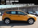 2016 Electric Spice Metallic Ford Escape S #108047787
