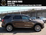 2016 Caribou Metallic Ford Explorer Limited 4WD #108047783
