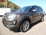2016 Ford Explorer Caribou Metallic