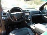 2016 Ford Explorer Limited 4WD Ebony Black Interior