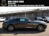 2016 Magnetic Metallic Ford Mustang GT Coupe #108047782