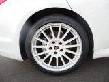 Porsche Panamera 2012 Wheels and Tires