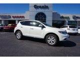 2014 Pearl White Nissan Murano S #108047905