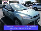 2013 Frosted Glass Metallic Ford Escape S #108083464