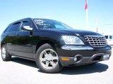 2004 Brilliant Black Crystal Pearl Chrysler Pacifica AWD #10776698