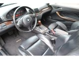 2002 BMW 3 Series Interiors