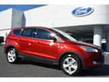 2016 Ruby Red Metallic Ford Escape SE #108083498