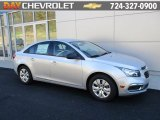2016 Silver Ice Metallic Chevrolet Cruze Limited LS #108083398