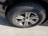 Chevrolet Traverse 2016 Wheels and Tires
