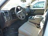 2016 Chevrolet Silverado 1500 LT Double Cab 4x4 Cocoa/Dune Interior