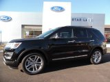 2016 Shadow Black Ford Explorer Limited 4WD #108083688