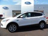 2016 Oxford White Ford Escape Titanium 4WD #108083687