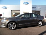 2016 Magnetic Metallic Ford Fusion S #108083683