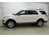 2016 Oxford White Ford Explorer XLT 4WD #108083226