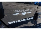 Jeep Wrangler Badges and Logos
