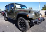 2016 Jeep Wrangler Unlimited Tank