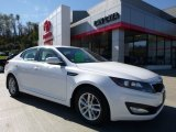 2013 Snow White Pearl Kia Optima LX #108108950