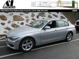 2015 Orion Silver Metallic BMW 3 Series 320i xDrive Sedan #108109027