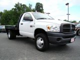 2007 Dodge Ram 3500 ST Regular Cab Dually Chassis Data, Info and Specs