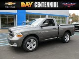 2012 Mineral Gray Metallic Dodge Ram 1500 ST Regular Cab 4x4 #108108620