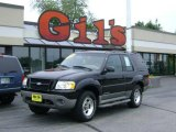 2001 Black Ford Explorer Sport 4x4 #10782536